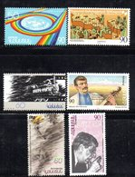 415 490 - ARMENIA  :  Sei Valori Integri  *** - Armenia