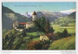 Sterzing - Burg Sprechenstein - Vipiteno