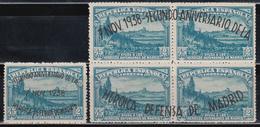 1938   EDIFIL Nº  789 / 790   /**/, - 1931-Hoy: 2ª República - ... Juan Carlos I