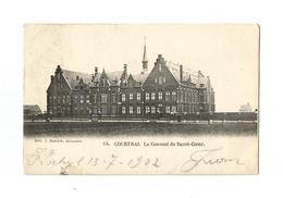 COURTRAI.  Le Couvent Du Sacré-Coeur (1902). - Kortrijk