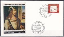 FRG/1971 - Albrecht Durer - 30 Pf - FDC - FDC: Covers