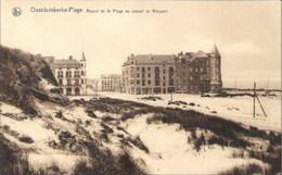 OOSTDUINKERKE - Aspect De La Plage En Venant De Nieuport - Edition : Benoît Debouck, Oostduinkerke - Oostduinkerke