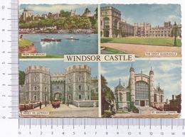 Windsor Castle ~ 1957 ~ Pub. J. Salmon Ltd - Windsor Castle