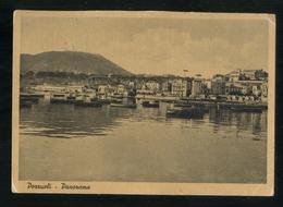 POZZUOLI - NAPOLI - 1951 - PANORAMA - Pozzuoli