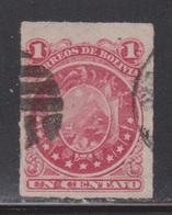 BOLIVIA Scott # 24 Used - Bolivia