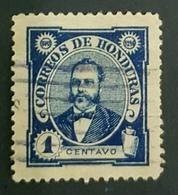 Honduras 1896, , President Arias,  Used - Honduras