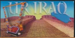 °°° GF569 - IRAQ - UR ZIGGURAT - With Stamps °°° - Iraq