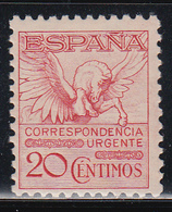 1931   EDIFIL Nº 592 A  /**/, PEGASO, - 1889-1931 Reino: Alfonso XIII