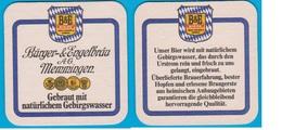 Memminger Brauerei Memmingen Amendingen ( Bd 1974 ) - Sous-bocks