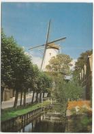 8Eb-532: WILLEMSTAD Achterstraat   Molen > Gistel 1992 - Pays-Bas
