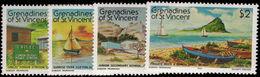 St Vincent Grenadines 1983 Union Island 2nd Series Unmounted Mint. - St.Vincent & Grenadines