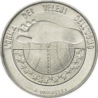 Monnaie, San Marino, 10 Lire, 1977, Rome, FDC, Aluminium, KM:66 - Saint-Marin
