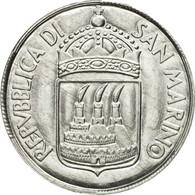 Monnaie, San Marino, Lira, 1973, Rome, FDC, Aluminium, KM:22 - Saint-Marin