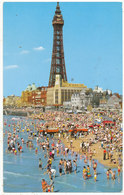 Beach And Tower, Blackpool - Blackpool
