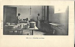 Chevilles Ouvrières Lyon 1912 N°3 - Syndicats