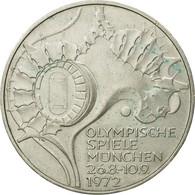 Monnaie, République Fédérale Allemande, 10 Mark, 1972, Munich, SPL, Argent - [ 7] 1949-…: BRD
