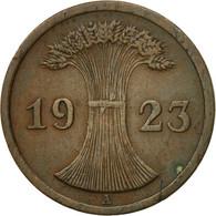 Monnaie, Allemagne, République De Weimar, 2 Rentenpfennig, 1923, Berlin, TTB - [ 3] 1918-1933 : Weimar Republic