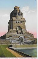 AK 0020  Leipzig - Völkerschlacht-Denkmal / Verlag Glaser Um 1913 - Leipzig