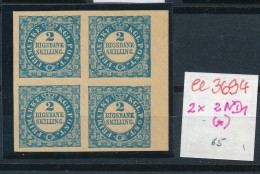Dänemark  Nr.  4  X 2 ND     (ee3694  ) Aus Einer Spezial Sammlung ! - 1851-63 (Frederik VII)