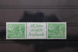 Berlin Zd W12 ** Postfrisch #SB056 - Se-Tenant