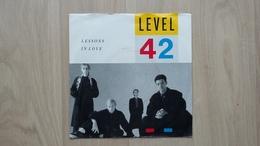 """""""Lessons In Love"""" Von Level 42 Auf Vinyl-Single - Disco, Pop"""
