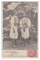 EGYPTE -- SAÏS COUREURS -- CARTE DE PORT SAÏD DE 1904 -- - Port-Saïd