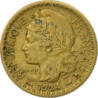 Monnaie, Togo, Franc, 1924, Paris, TTB, Aluminum-Bronze, KM:2 - Togo