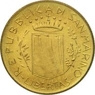 Monnaie, San Marino, 200 Lire, 1981, Rome, SUP, Aluminum-Bronze, KM:123 - Saint-Marin