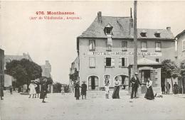 MONTBAZENS  HOTEL DU MIDI - Montbazens