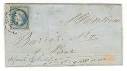 6949 - RIVE DE GIER - Storia Postale