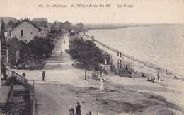 SAINT-TROJAN LES BAINS - La Plage - France