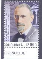 2015. Armenia, H. Morghenthau, Economist, 1v, Mint/** - Arménie