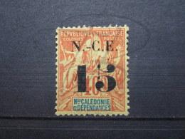 VEND BEAU TIMBRE DE NOUVELLE - CALEDONIE N° 66 , (X) !!! - Nuevos