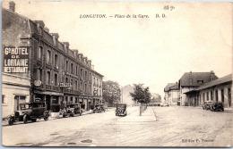 54 LONGUYON - Place De La Gare - Longuyon