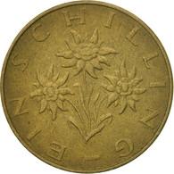 Monnaie, Autriche, Schilling, 1976, TB+, Aluminum-Bronze, KM:2886 - Autriche