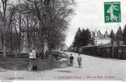 27 - Conches - Rue Du Bois - Conches-en-Ouche