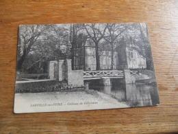 Janville Sur Juine Chateau De Gillevoisin - France