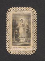 Religion - Image - Bords Dentelle, Canivet (b231) - Images Religieuses