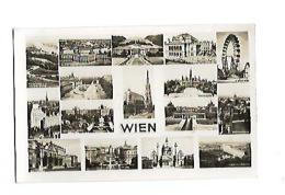 WIEN Karte Multiview - Wien