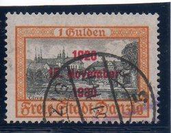 N°230 OBLITERE COTE 100 EUROS NET 18 EUROS - Dantzig