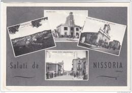 Cartolina Nissoria (EN) 1953 - Other Cities