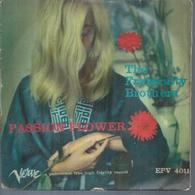 """45 Tours EP -  THE FRATERNITY BROTHERS -  VERVE 4011  -   """" PASSION FLOWER  """" +  3  ( ITALIE ) - Other - English Music"""