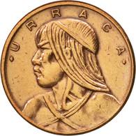Monnaie, Panama, Centesimo, 1980, U.S. Mint, TTB+, Bronze, KM:22 - Panama
