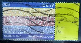 2002 Netherlands Noord-Holland Used/gebruikt/oblitere - Periode 1980-... (Beatrix)