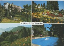 Kurhaus Cademario - Multiview - Photo: Engelberger - TI Tessin