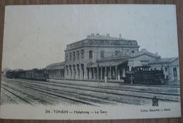 TONKIN - HAÎPHONG LA GARE (2) - Cartes Postales
