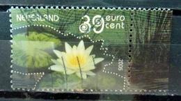 2005 Netherlands Bloemen,flowers,fleurs Used/gebruikt/oblitere - Periode 1980-... (Beatrix)