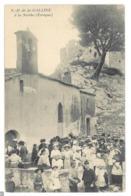 13 L'Estaque. Notre Dame De La Galline à La Nerthe (A5p1) - L'Estaque