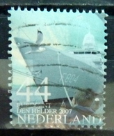 2007 Netherlands Den Helder Used/gebruikt/oblitere - Periode 1980-... (Beatrix)