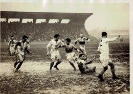 Photo Rugby Armée Française Contre Paris 1930,Stade Jean Bouin - Sport